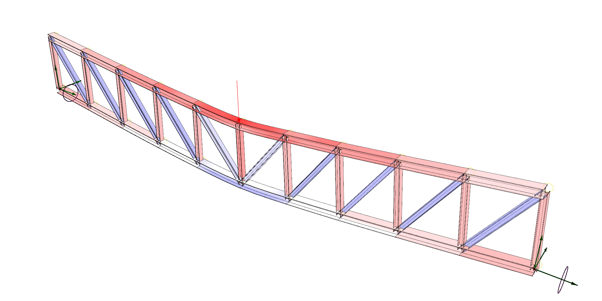 Parametric Truss