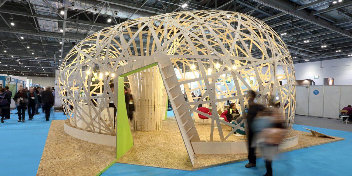 Ongreening Pavilion
