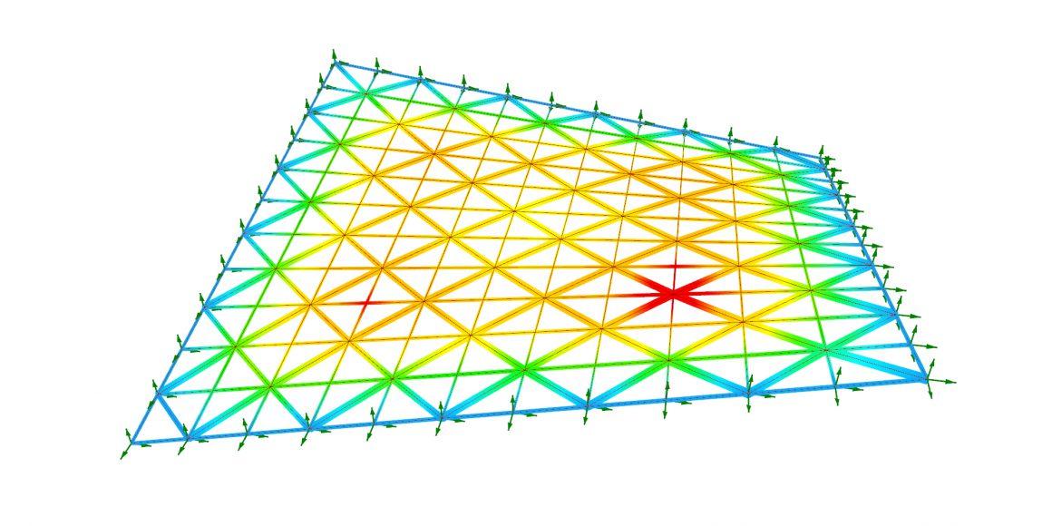 Analyze a Gridshell