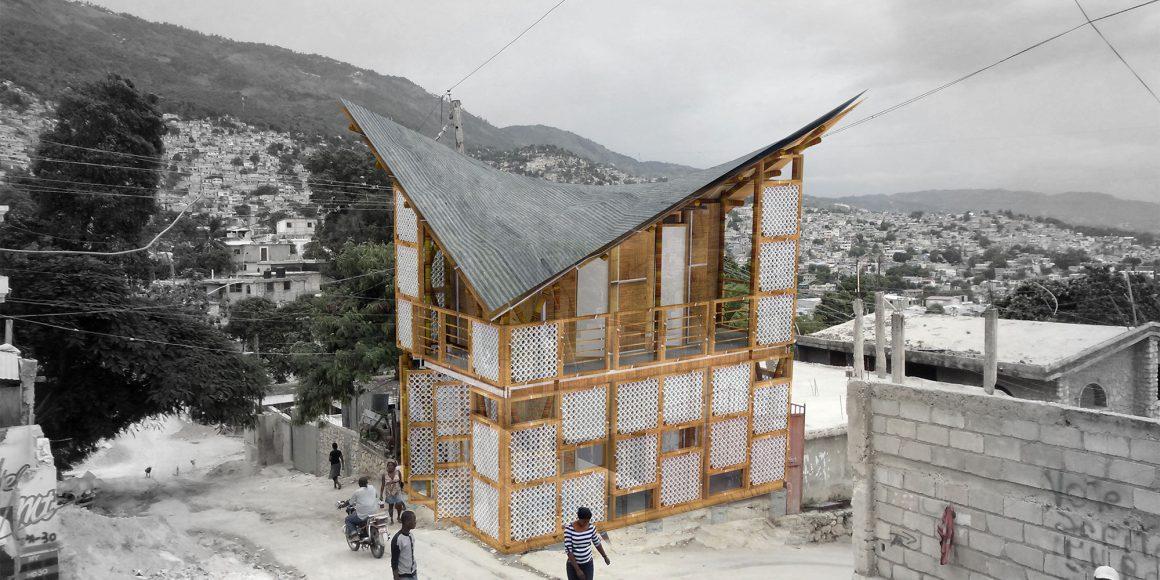 Experimental Bamboo II – AA Haiti Visiting School