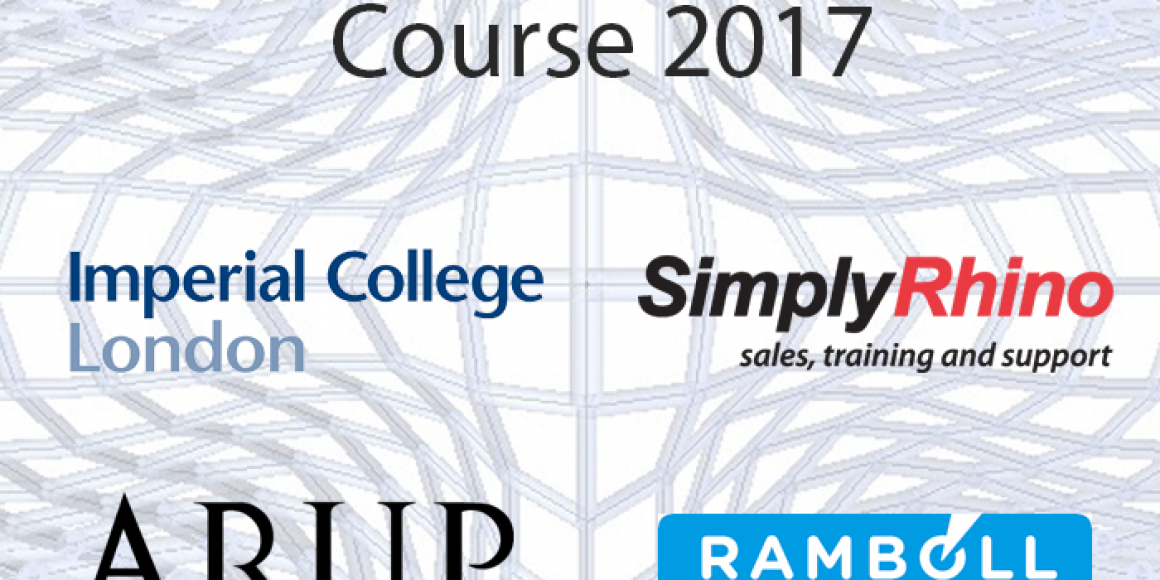 Parametric Engineering Course 2017