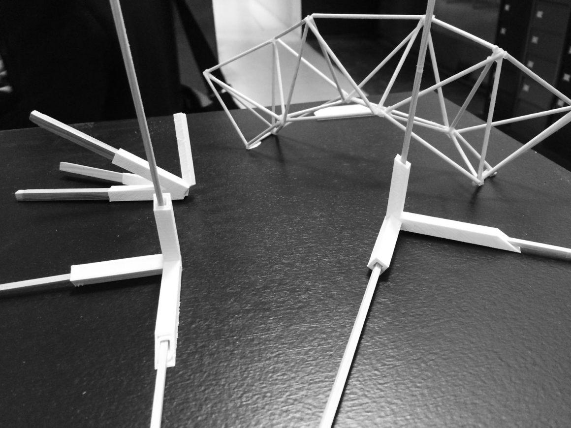 Wood & Plastic Bridge