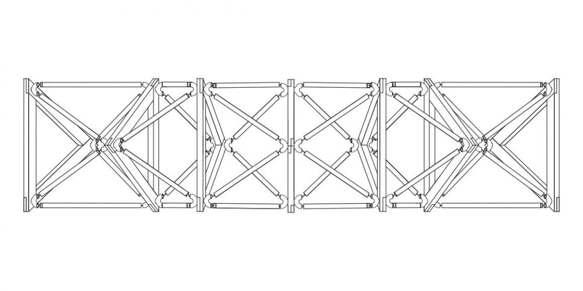 Upturn V Bridge