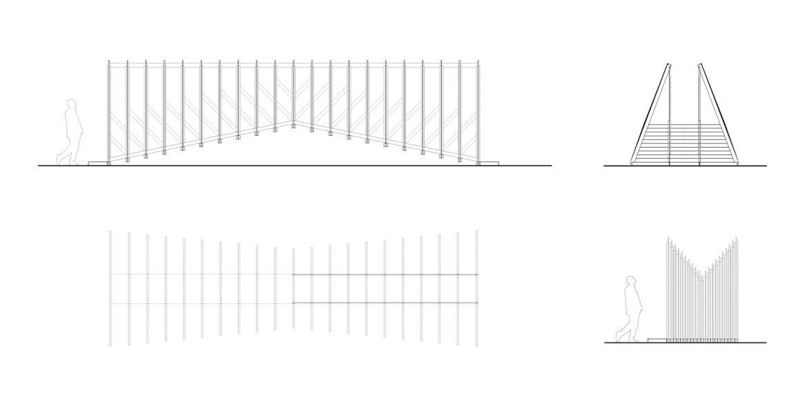 Folding Bridge