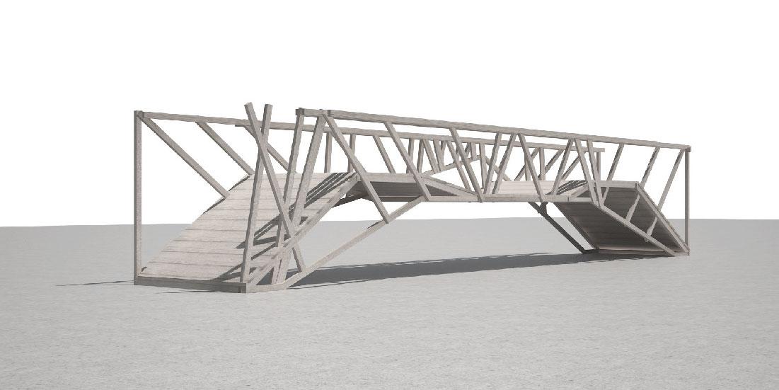 Domestical Wildness Bridge