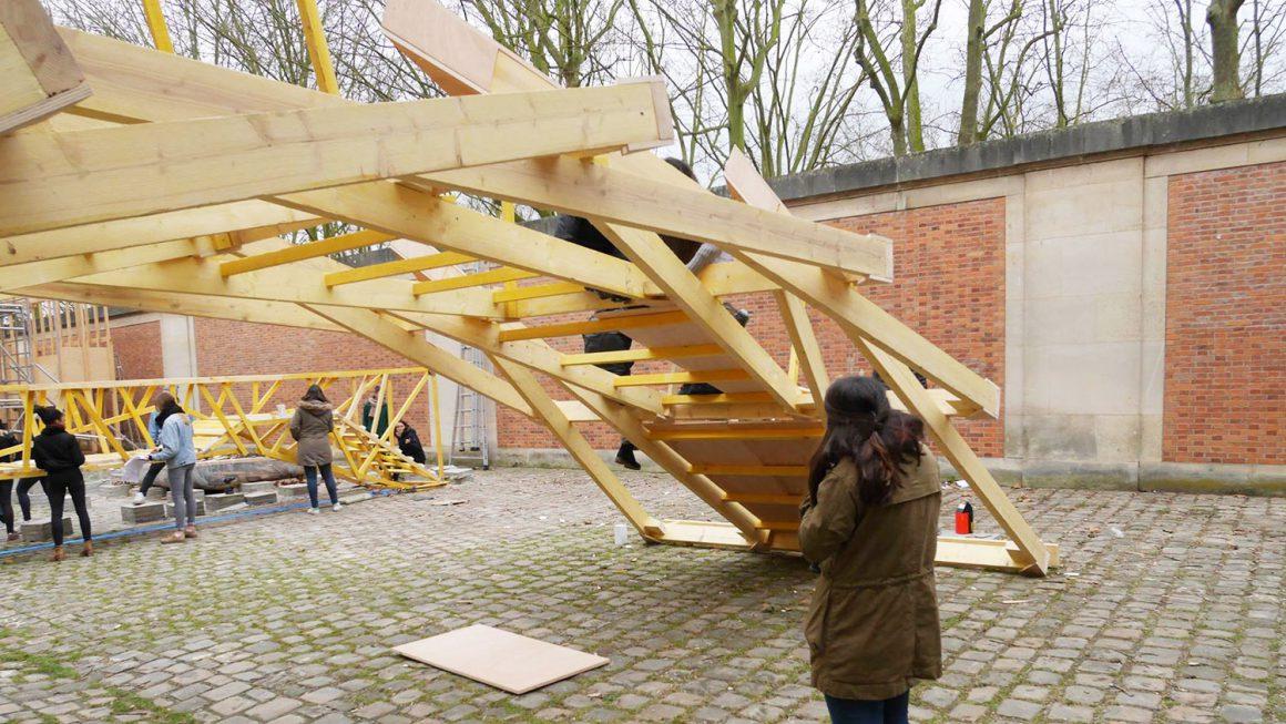 Triangle Reciprocal Bridge