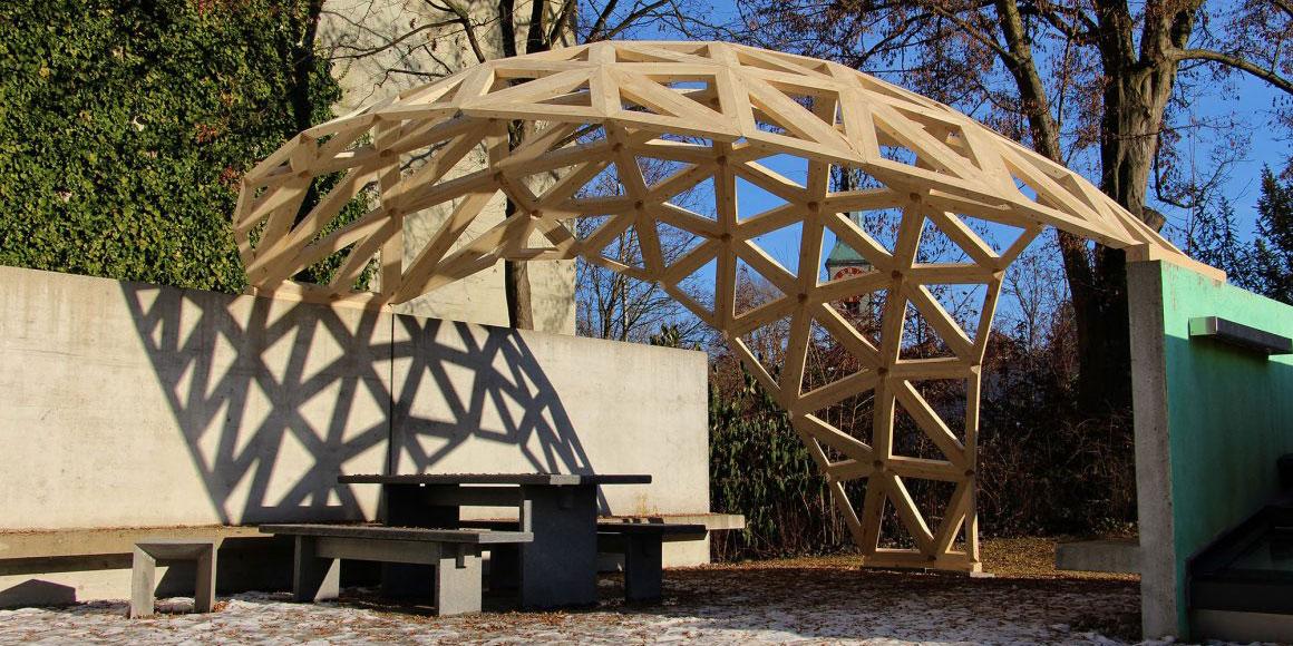 Gravitational Pavilion