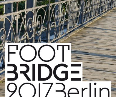 Footbridge 2017 Berlin