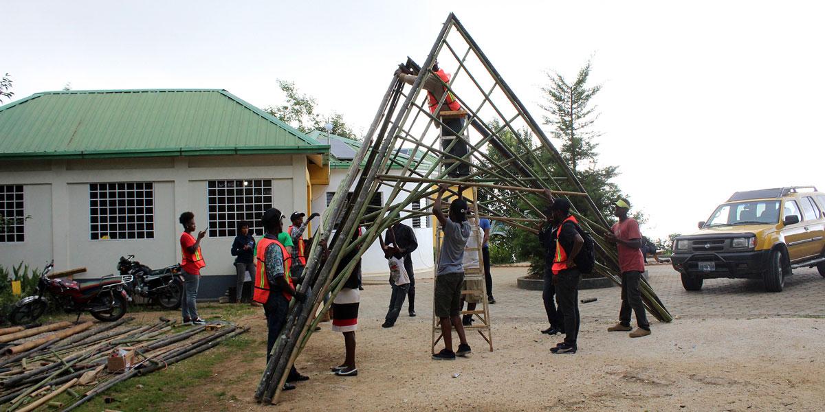 AA VS Bamboo Lab Haiti 2017